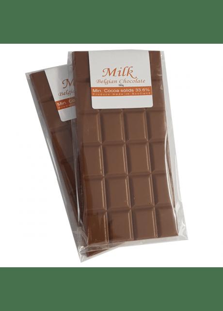 Milk Chocolate Bar 100g