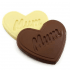 Mum Heart Shaped Chocolate Bar