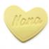 Nana Heart Shaped Chocolate Bar