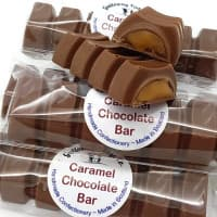 Caramel Chocolate Bar