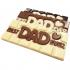 Best Dad Ever Chocolate Bar