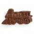 Steam locomotive Milk Chocolate Bar