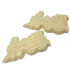 White Chocolate steam locomotive Bar