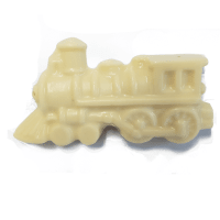 Steam locomotive White Chocolate Bar