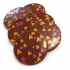 Heart Chocolate Snacking Discs