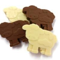 Chocolate Dairy Cows ~ 4pk