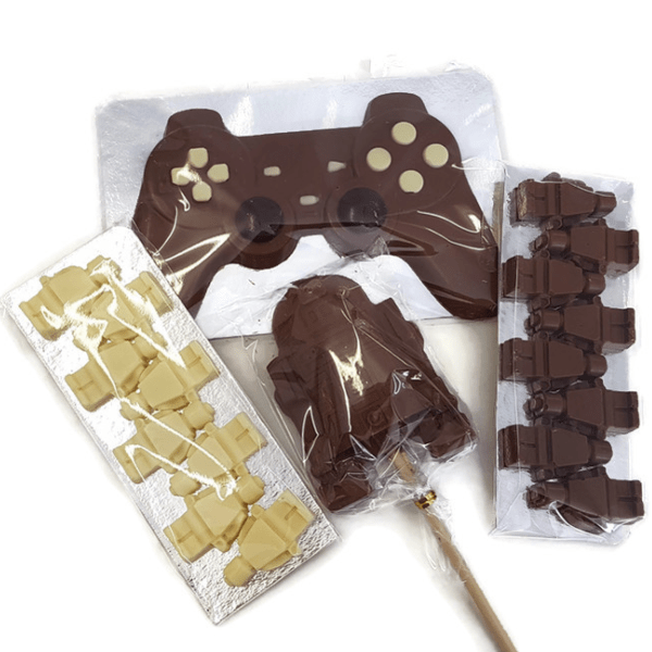 'IT'S ALL ABOUT THE CHOCOLATE' chocolate novelty bundle