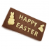 Happy Easter Chocolate Bar 120g