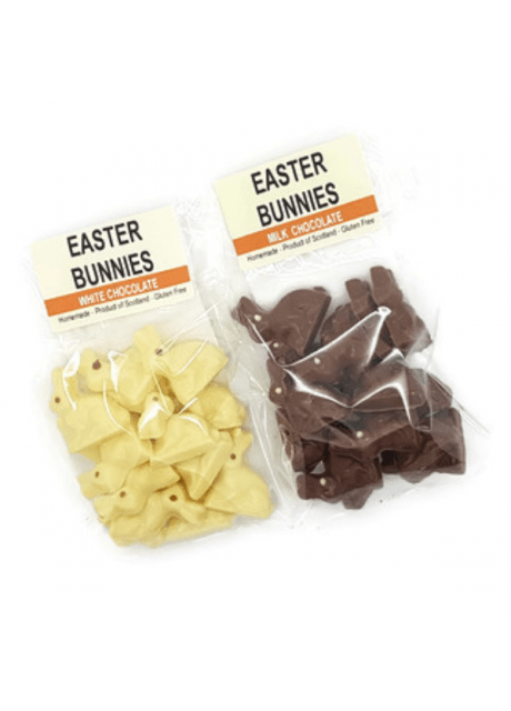 Chocolate Bite Sized Bunnies
