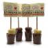 Heart Hot Chocolate Stirrer