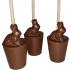Bunny Hot Chocolate Stirrer