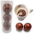 Hot Chocolate Bombs with mini marshmallows