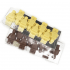 Chocolate Mini Figures ~ 8pk