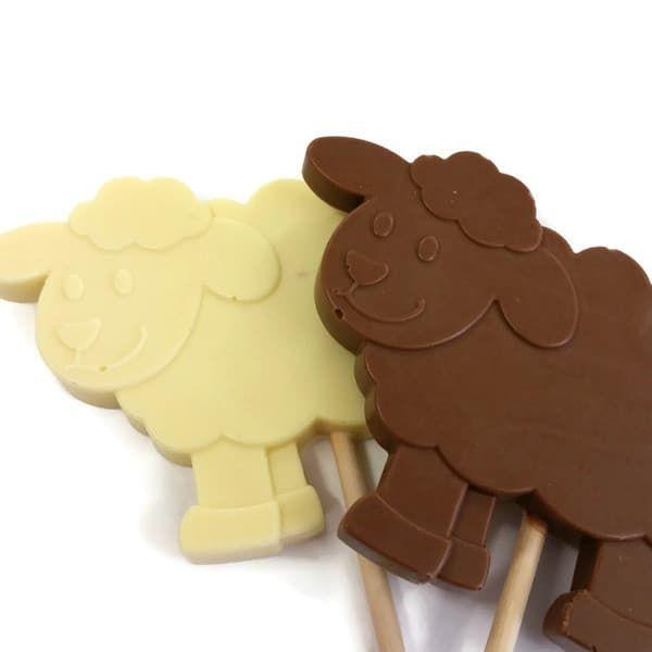 Chocolate-Sheep-lollipop-Large
