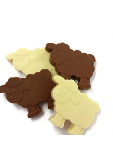 Chocolate Sheep - 4 pk