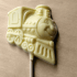Chocolate Train Engine Lollipop (Large)