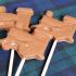 Chocolate Train Lollipop