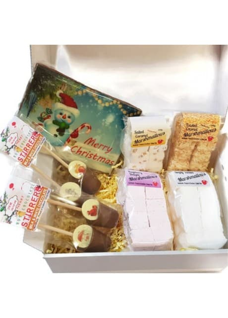 Hot Chocolate & Marshmallow Hamper
