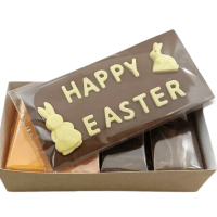 Easter Fudge and Chocolate Gift