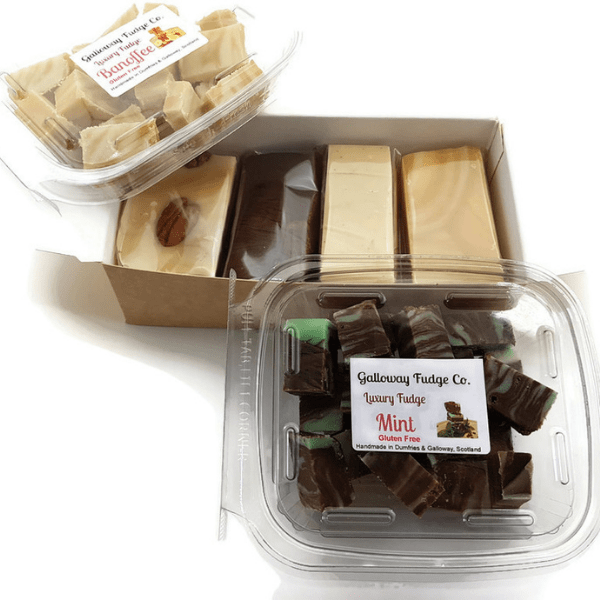 Fudge Gift Box and Tubs Special