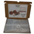 Make at Home Belgian Chocolate Reindeer Lollipop Kit