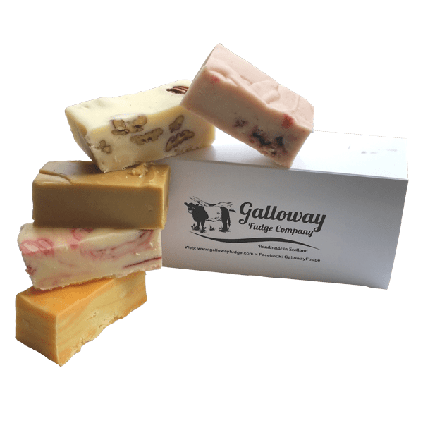 500g / 5 Bar Fudge Gift Box