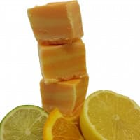 Citrus Sunshine Fudge