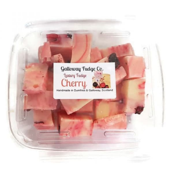 Cherrylicious Fudge