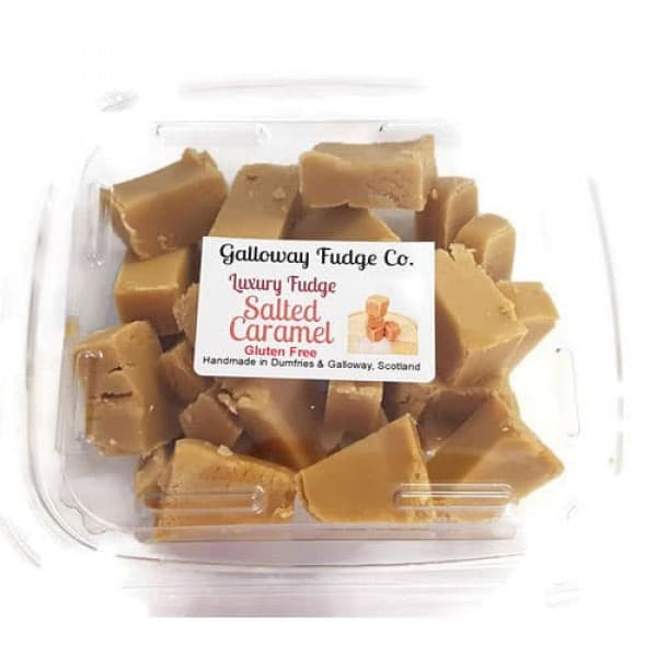 Salted Caramel Fudge - 150g