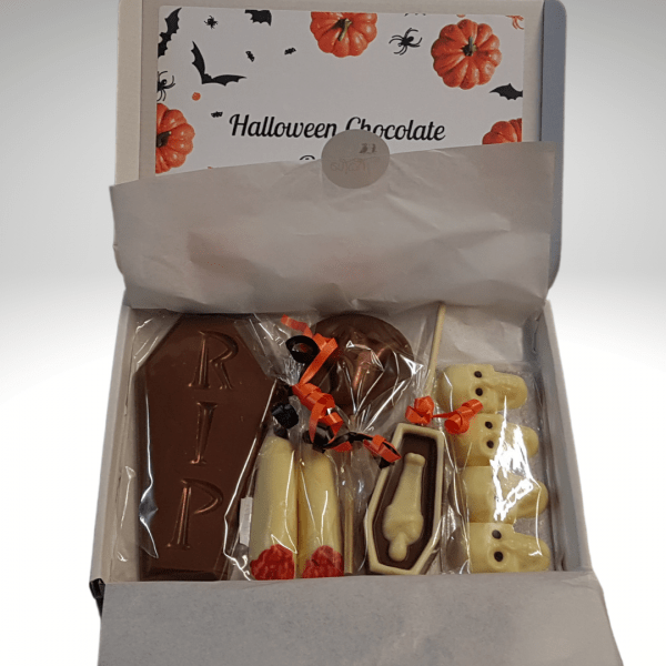 Halloween Chocolate Letterbox Bundle