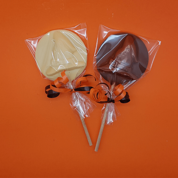 Witches Hat Chocolate Lolly