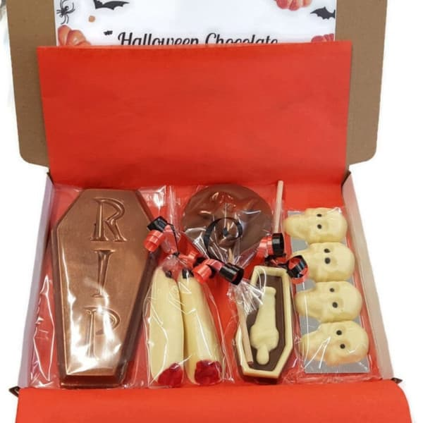 Halloween Chocolate Letterbox Bundle