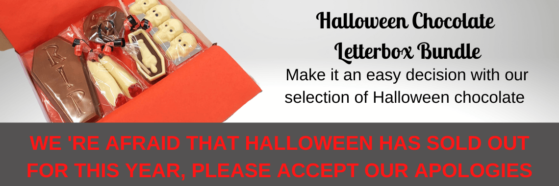 Halloween Chocolate Letterbox Bundle - SOLD OUT