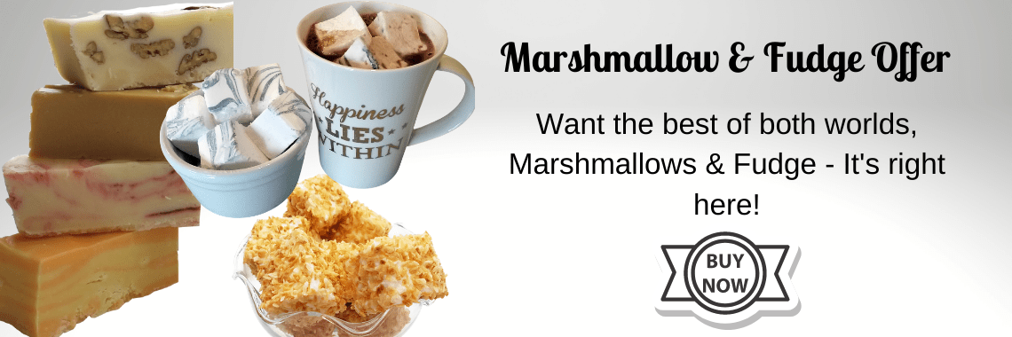 Marshmallow and Fudge Offer