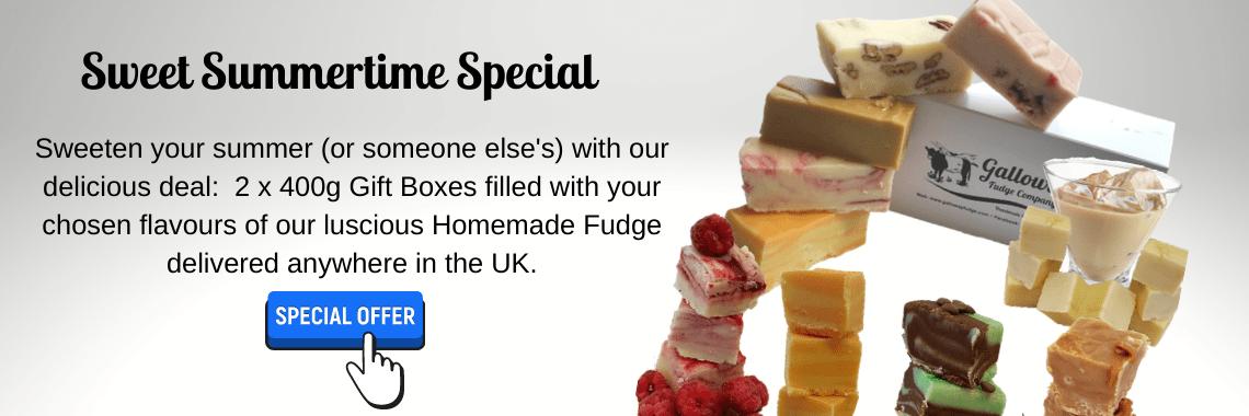 2 Fudge Box Offer