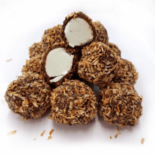 Mint Macaroon Bites -100g