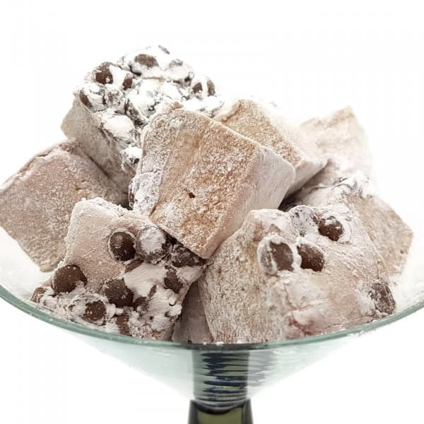 Double Chocolate Marshmallows