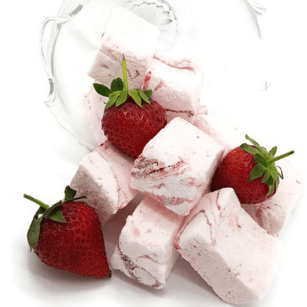 Strawberry Marshmallows