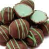 Mint Fudge Truffles