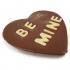 Be Mine Heart Chocolate Bar