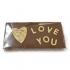Love You! Chocolate Bar